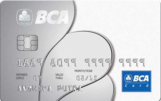 BCA Every Day Card