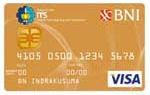 BNI Visa Cobrand Affinity Gold