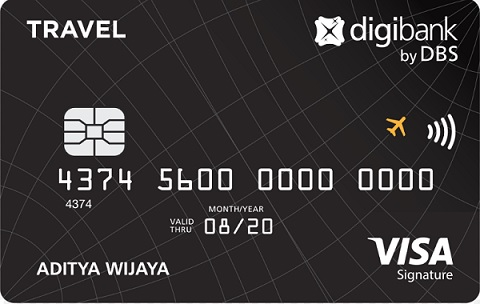 digibank Travel Signature