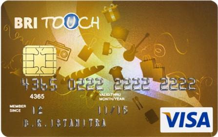 BRI Visa Touch