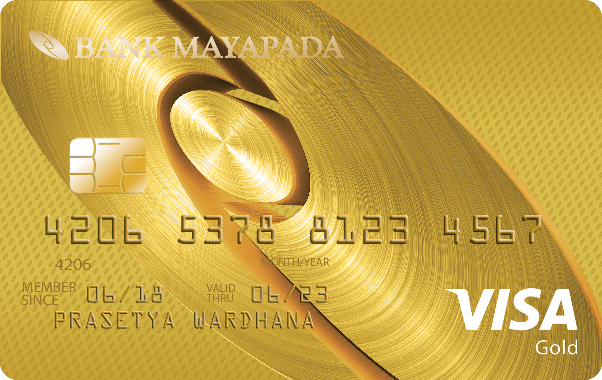My Gold Card
