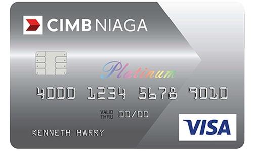 CIMB Niaga Visa Platinum