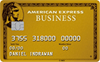 Danamon American Express Gold Business Card