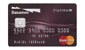 Danamon MasterCard Platinum First Jobber