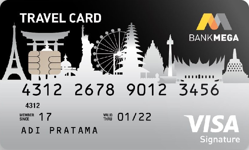 Mega Travel Card